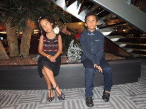 Amani and Malaika