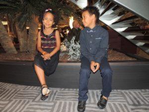 Malaika and Amani