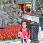 Binti Malaika at Bellagio Hotel