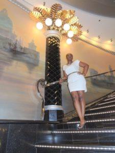 3rd Gala night on the cruise