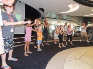 Kids club show