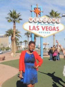mama Amika in Vegas