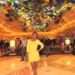 At Bellagio Hotel Las Vegas