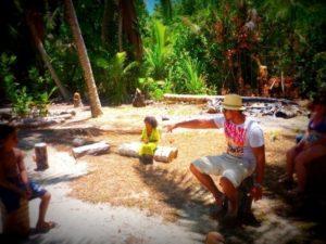 Home of Survivor Cook Islands