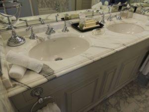 wow! the bathroom