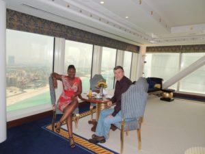 DSCN7089 (Our 10th wedding anniversary at Burj Al Arab hotel, Dubai)